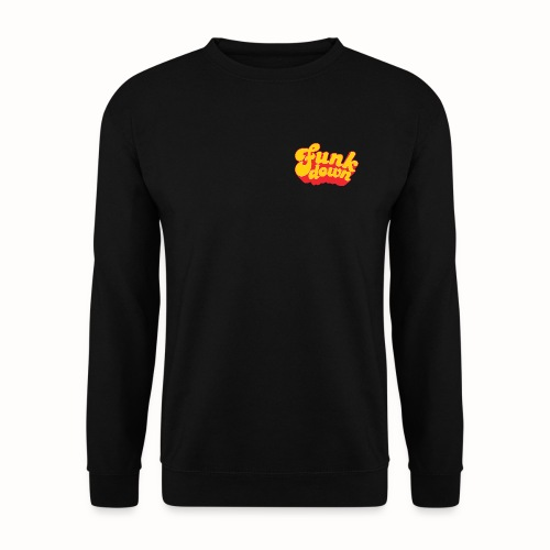 Funkdown Official Merchandise (dobbelt logo) - Herre sweater