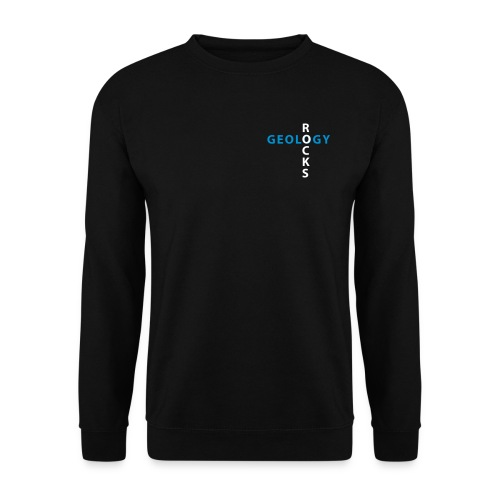 geology rocks - Sweat-shirt Unisexe