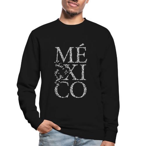 México (weiß) - Unisex Pullover