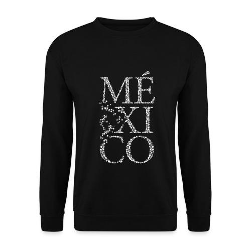 México (weiß) - Männer Pullover