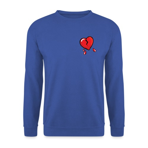 Broken Heart - Unisex Sweatshirt