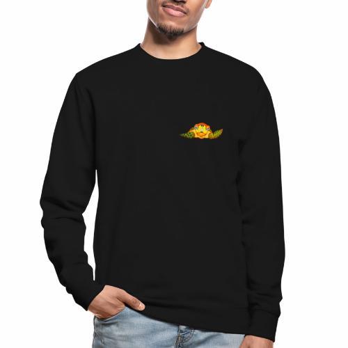 Boze Turtle Fluo - Unisex sweater