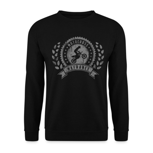 Motocross Retro Champion - Sweat-shirt Unisex