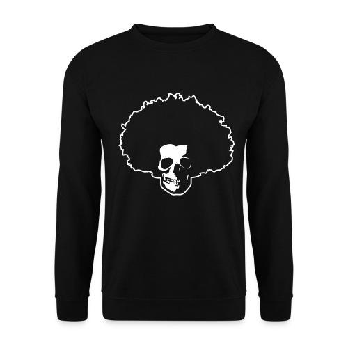 Afro Skull - Unisex Pullover