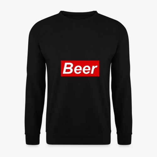 Beer. Red limited edition - Mannen sweater