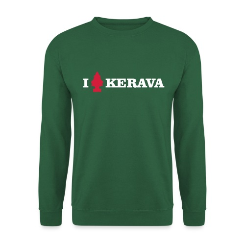 I LOVE KERAVA - Unisex svetaripaita
