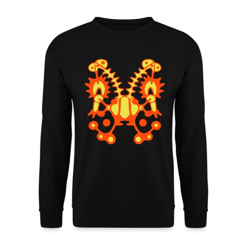 Tattoo T-Shirt Design - Männer Pullover