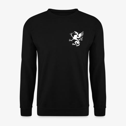 griffon blanc - Sweat-shirt Unisex