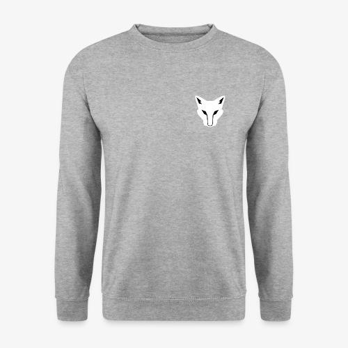 OokamiShirt Blanc - Sweat-shirt Unisex