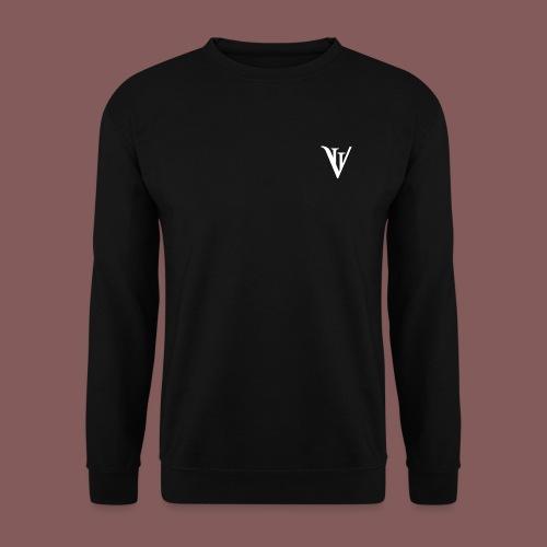VII blanc - Sweat-shirt Unisexe