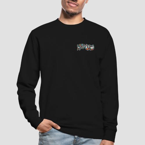 Felix Culpa Designs front & back logo - Unisex Sweatshirt