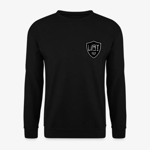 Ubi badge black - Unisex sweater