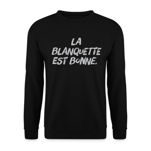 blanquette gris png - Sweat-shirt Homme