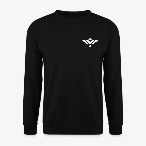 Mr Hawk White Logo Edition - Men's Sweatshirt