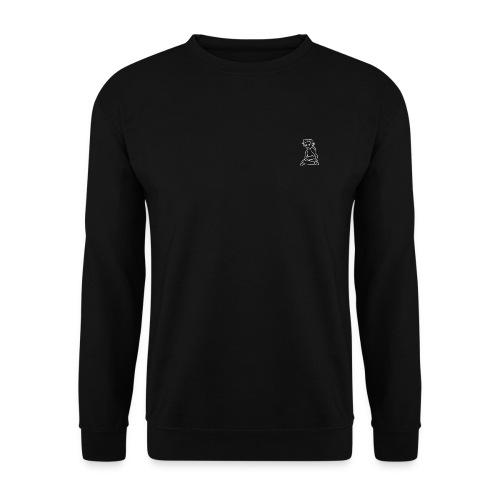 Solitude White - Men's Sweatshirt