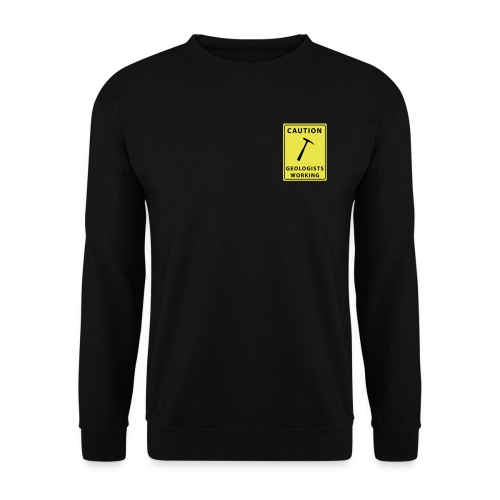 panneau us geologist 2 - Sweat-shirt Unisex