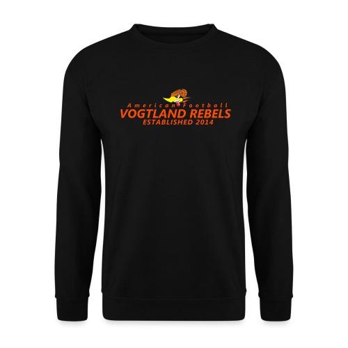 Established orange - Unisex Pullover
