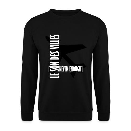 Le Son Des Villes Avion - Sweat-shirt Homme