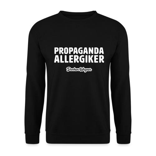 Propaganda Allergiker - Männer Pullover