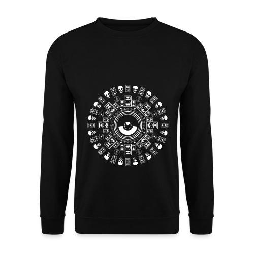 Speaker Mandala - Men's Sweatshirt