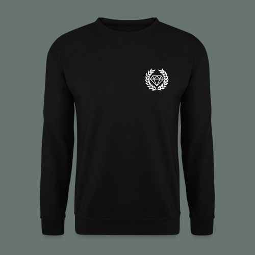 White Diamond - Men's Sweatshirt