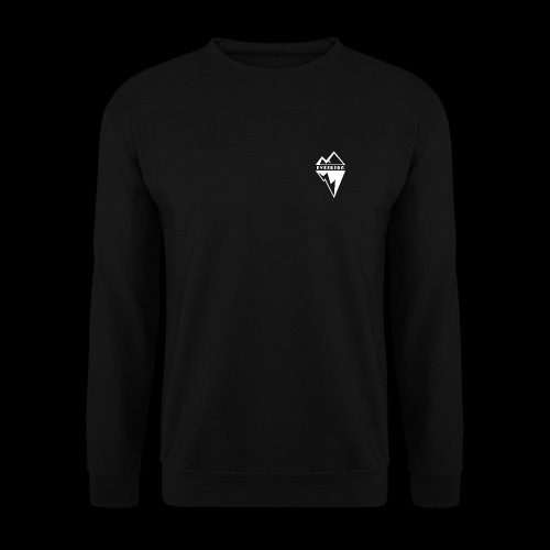 Eyesberg Tshirt Noir - Sweat-shirt Homme