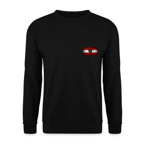 rot weiß rot bis in den tot - Männer Pullover