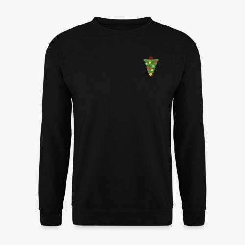 kerstboom_DOETHETNOG - Unisex sweater