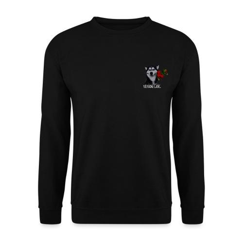 NO NAME GANG - white design - Unisex Sweatshirt