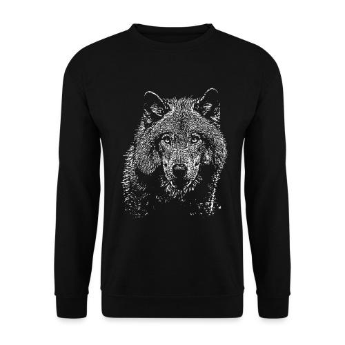 Wolf - Sweat-shirt Unisex