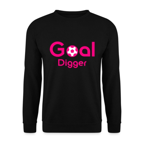 Goal Digger Pink - Unisex Sweatshirt