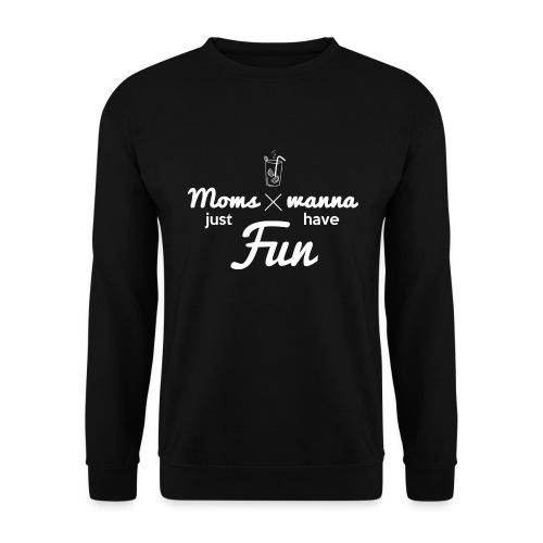 Sweat pour Maman Fun - Sweat-shirt Homme