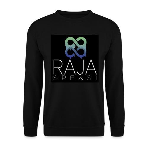 RajaSpeksin logo - Miesten svetaripaita