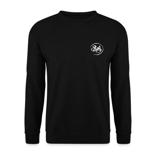 Bibs Logo Blanc - Sweat-shirt Unisexe