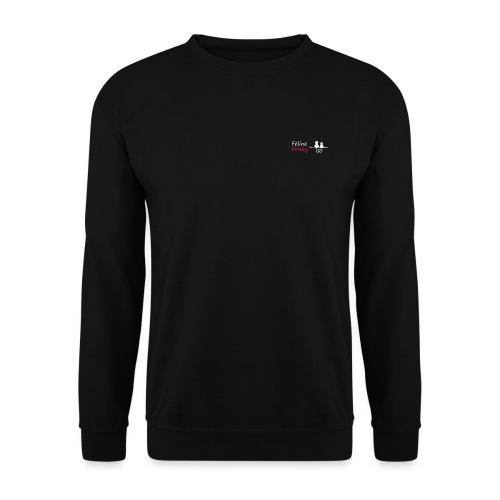 Feline Feelin' frisky - Men's Sweatshirt