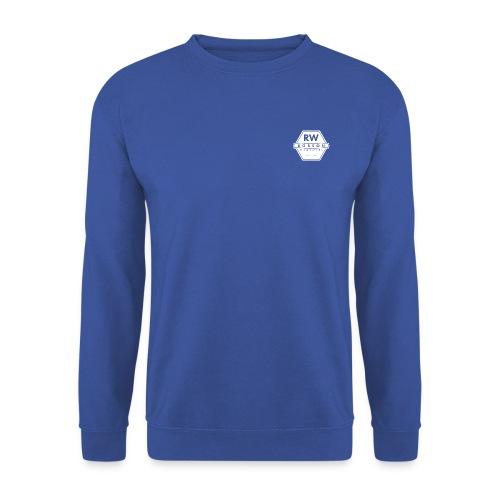 RW Logo In White - Unisex Sweatshirt