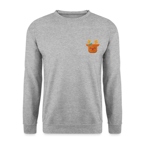 When Deers Smile by EmilyLife® - Unisex Sweatshirt