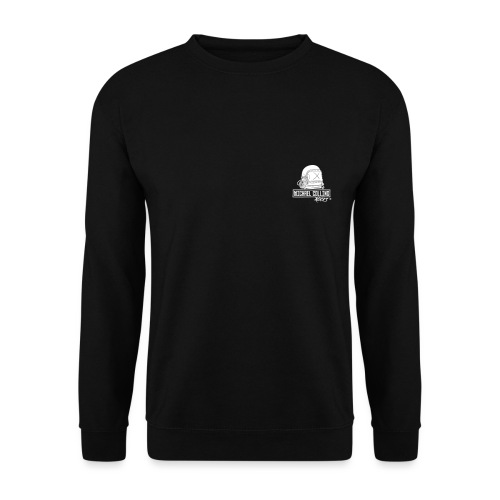 michaelcollins.rocks Logo Astronaut - Männer Pullover