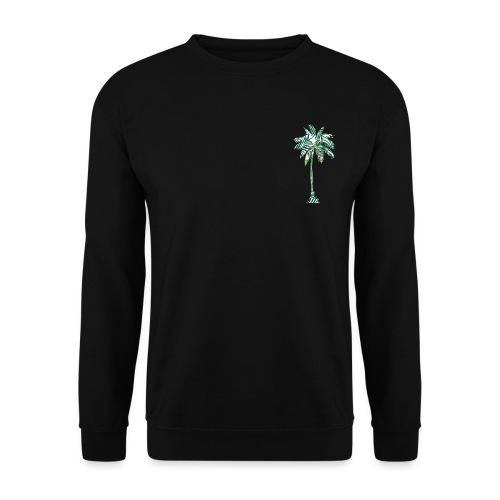 Fancy Palme Grün - Männer Pullover