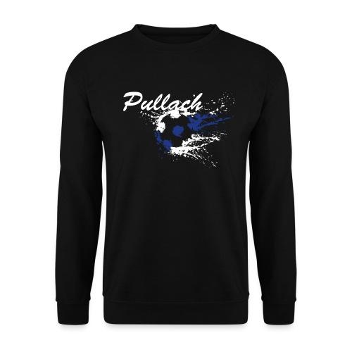 Pullach Weiss Blau - Unisex Pullover
