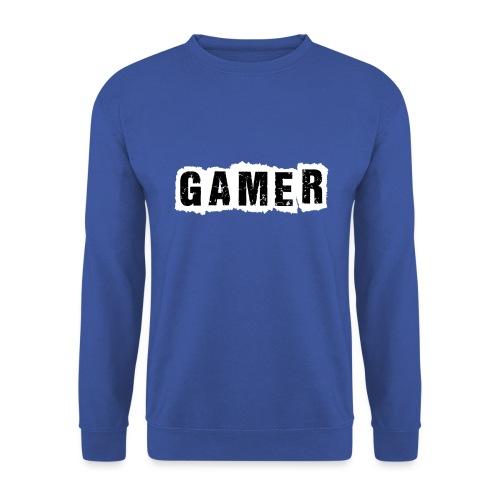 Gamer - Männer Pullover