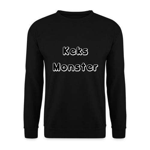 Keks Monster - Männer Pullover