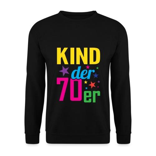 Kind der 70er - Männer Pullover