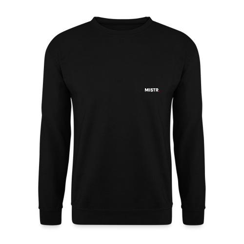 mistrwhite png - Männer Pullover
