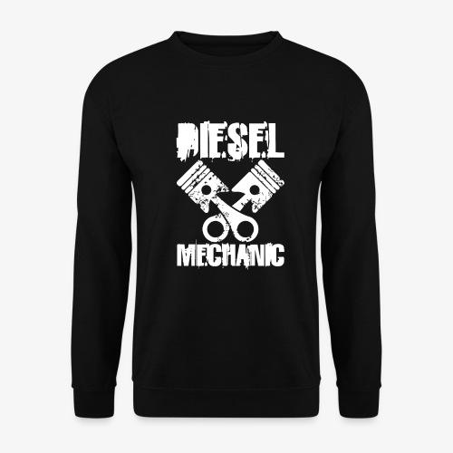 Diesel Mechanic I Dieselholics - Unisex Pullover
