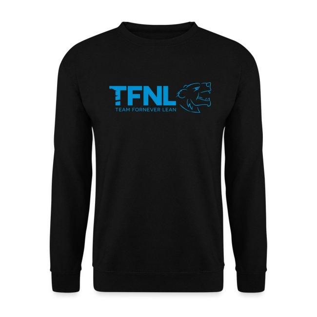 TFNL Blue Logo Jumper
