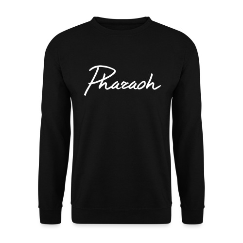 Pharaoh (white) - Unisex sweater
