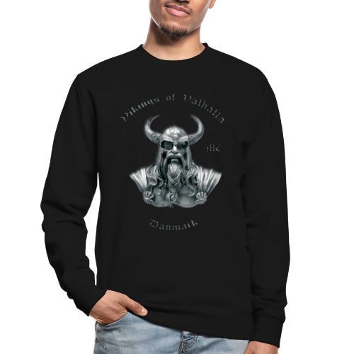 Fuld ryg minus skygge png - Unisex sweater