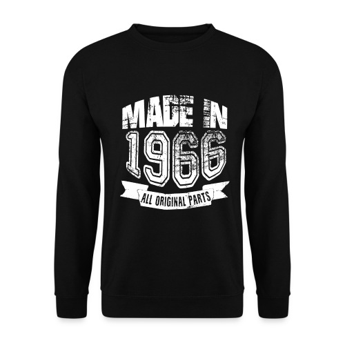 Made in 1966 - Sudadera unisex