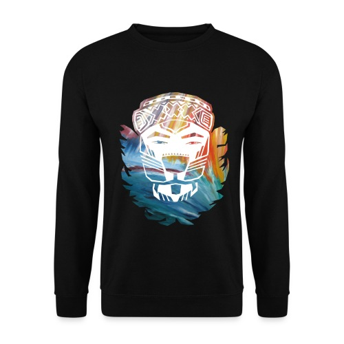 LIONXXX Painting png - Unisex sweater